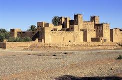 Marokkanischer Palast stockbilder