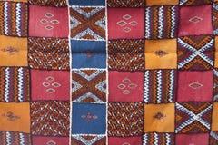 Marokkanischer Teppich Lizenzfreie Stockbilder