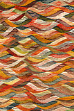 Marokkanischer Teppich Stockfotografie