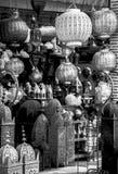 Marokkanisches Gesch?ft im Medina stockfoto