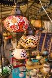 Marokkanisches Handwerk stockbild