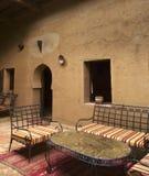 Marokkanisches Haus Stockbild