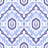 Marokkanisches nahtloses Muster lizenzfreie abbildung