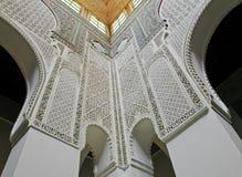 Marokkanisches Schongebiet Lizenzfreies Stockbild