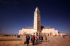 MAROKKO CASABLANCA Royalty Free Stock Photos