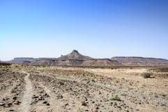 Marokko, Hamada du Draa Lizenzfreie Stockbilder