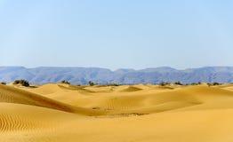 Marokko, Hamada du Draa Stockfotos