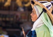 Marokko-Leute Stockfotografie