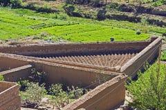 Marokko, Schluchten. Lizenzfreie Stockfotografie