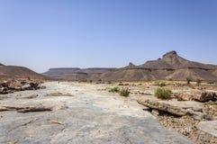Marokko, Steinwasserfall Lizenzfreie Stockfotografie
