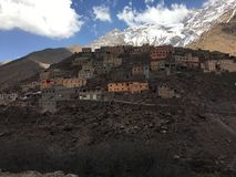 In Marokko u. in x28 herum fahren; Atlas& x29; Stockbilder