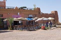 Maroko berber bar Zdjęcie Royalty Free