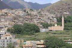 Maroko Dorf Stockfoto