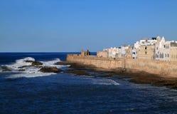 Maroko Essaouira historyczny Medina zdjęcie royalty free