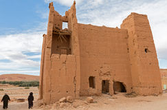 Maroko Kasbah zdjęcia stock