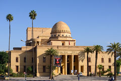 Maroko królewski Marrakech theatre Zdjęcie Stock