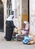 Maroko ludzie obraz stock