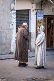 Maroko ludzie obraz royalty free
