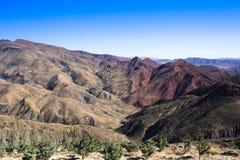 Maroko mauntain  landscape, Stock Photography