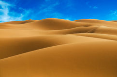Maroko pustynia Zdjęcia Stock