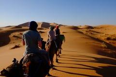 Maroko pustynia Zdjęcie Royalty Free