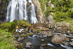 Marokopa Falls, New Zealand Stock Photo