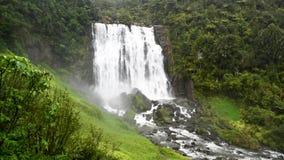Marokopa Waterfalls in New Zealand