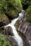 Maromba waterfall. In the lower Itatiaia National Park in Rio de Janeiro Royalty Free Stock Photos