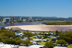 Maroochydore Skyline Stock Photos