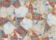 Maroon квартальные банкноты Кувейта динара смешанные в финансовый фон стоковое фото rf