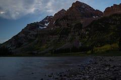 Maroon колоколы - Колорадо Стоковое Изображение