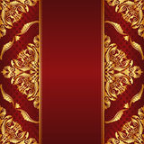 Maroon background Royalty Free Stock Images