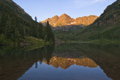 Maroon Bells-03 Royalty Free Stock Image