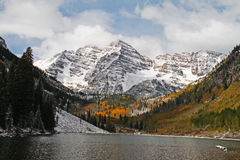 Maroon Bells Stock Images