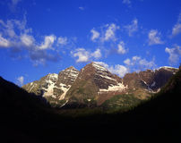 Maroon Bells #16 Royalty Free Stock Image