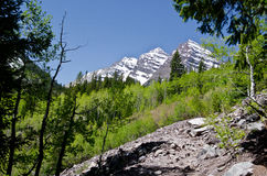 Maroon Bells Stock Photos