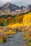 Maroon Bells Fall Royalty Free Stock Image