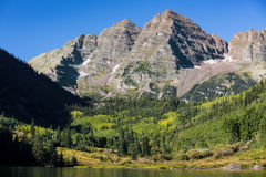 Maroon Bells Stock Photography