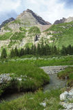 Maroon Bells Wilderness in Colorado Stock Photos