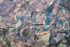 Maroon and black granite stone background Stock Photos