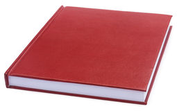 Maroon colored thesis paper Stock Images