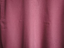 Maroon fabric texture background Stock Photography