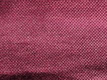 Maroon fabric texture background. Maroon fabric texture useful as a background Stock Photos