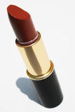 Maroon lipstick Royalty Free Stock Photo