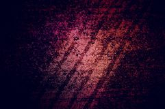 Maroon scratches dark background. Grunge texture. Dark bloody color as the wall in prison or a psychiatric hospital. Image high quality for wide use in design royalty free stock photos