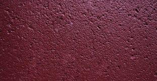 Maroon Wall Texture Stock Image