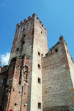 Marostica Castle Stock Photography