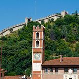 Marostica Royalty Free Stock Photo