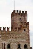 Marostica medieval castles, Italy Royalty Free Stock Photo