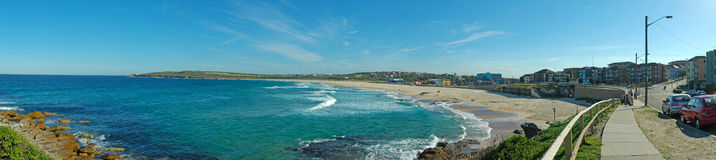 Maroubra Beach Royalty Free Stock Photos
